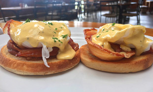$24 for Any Two Eggs Benedicts (value up to $36)
