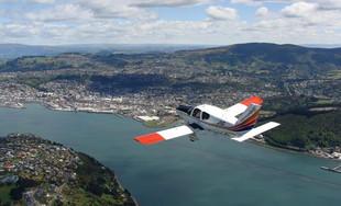 $139 for a Hands on Flight Over Dunedin