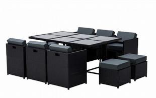 11-Piece Genoa Furniture Dining Set