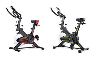11KG Spin Bike Range - Four Colours Available