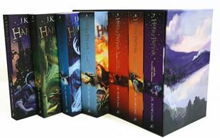 Harry Potter Complete Seven-Book Box Set