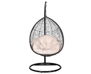$349 for an Outdoor Rattan Swing Chair