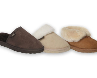 $75 for a Pair of Genuine UGG Slippers - Available in Three Styles (value $119)