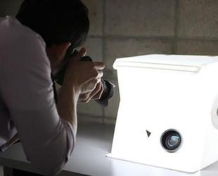 $24.90 for a Mini Portable Photography Studio Light Tent Box