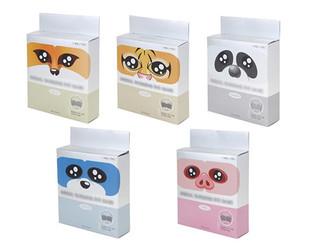 $7 for a Missha Animal Warming Eye Mask Five-Pack (value $12)