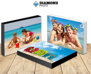 From $11 for 13x18cm Photo Blocks incl. Nationwide Delivery