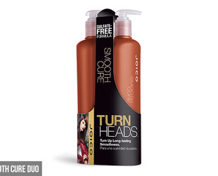 From $35.95 for Joico Shampoo & Conditioner 500ml Duo Pack with Pump