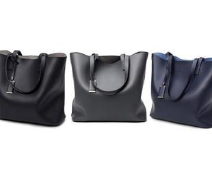 $45 for a Genuine Leather Bucket Handbag