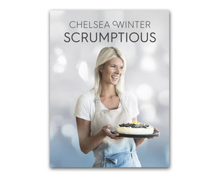 $34.99 to Pre-Order the New 'Scrumptious' by Chelsea Winter
