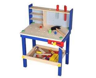Wooden Kids Workshop Set