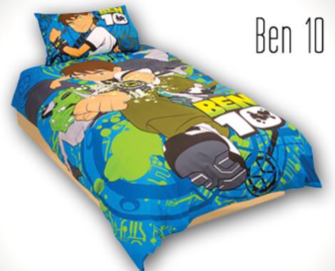 20 Or 27 For Ben10 Spongebob Squarepants Duvet Cover Sets Value Up To 59