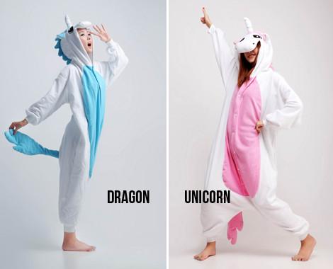 1ba9f8935f89 Dragon or Unicorn Onesie - GrabOne Store