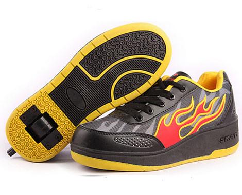Kids Wheelies Skate Shoes Grabone Store