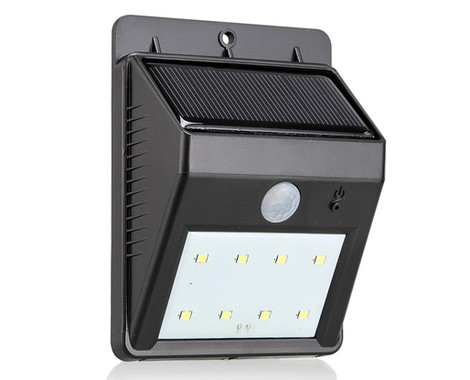 Super-Bright Strength 8 LED Motion Sensor Security Light - Options for Two & Strength 16 LED Available