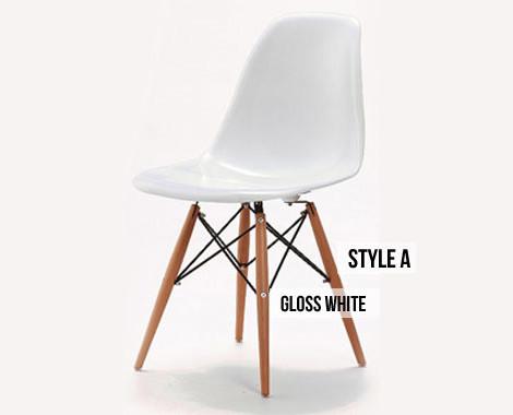 80 for a Replica Eames DSW Side Chair  One Replica Eames DSW Side Chair   GrabOne Store. Dsw Replica Chairs Nz. Home Design Ideas