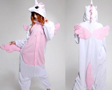 b5ceaceb2833 Adults  Pink or Blue Unicorn Onesie - GrabOne Store