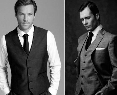 Premium Mens  Tailored Suit Package - GrabOne Store 809cdfab5c0