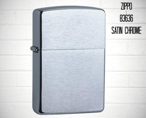 $29 for Chrome Zippo Lighter