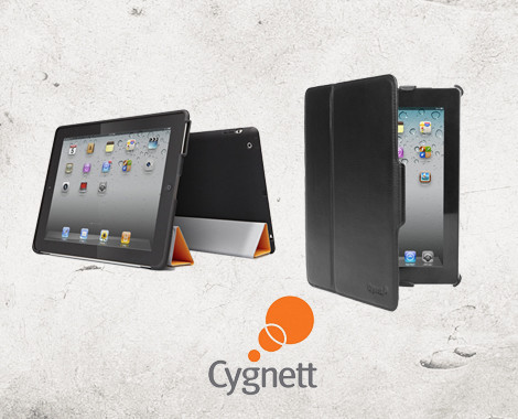 $25 for Your Choice of Cygnett iPad 2 Cases (value $59)