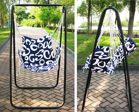 $45 For A One Person Swing Chair Or $87 For Two