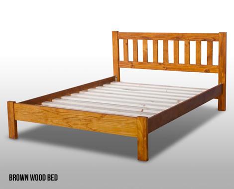 Nz Pine Wooden Bed Frame Grabone Store