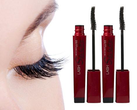2 x Maybelline Stiletto Mascara - GrabOne Store