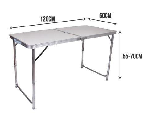 69 For An Aluminium Foldable Camping Picnic Table