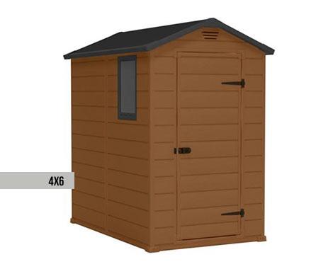 Garden Sheds 6 X 3 keter garden shed - grabone store