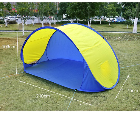 ... $39 for a Two-Second Pop-Up Beach Tent : two second tent - memphite.com
