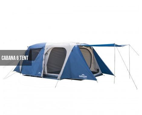 ... $199.99 for a Kathmandu Retreat 60 Tent or $699.98 for a Kathmandu Cabana 6 Tent incl ...  sc 1 st  Store & Kathmandu Retreat 60 or Cabana 6 Tent - GrabOne Store
