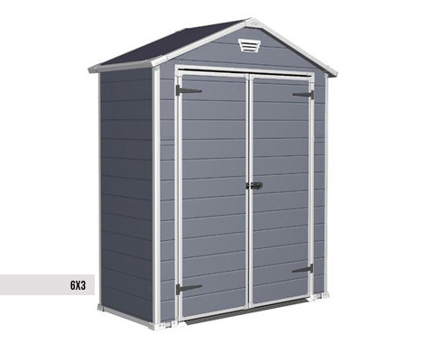 499 for a keter garden shed 6x3 or 4x6 options